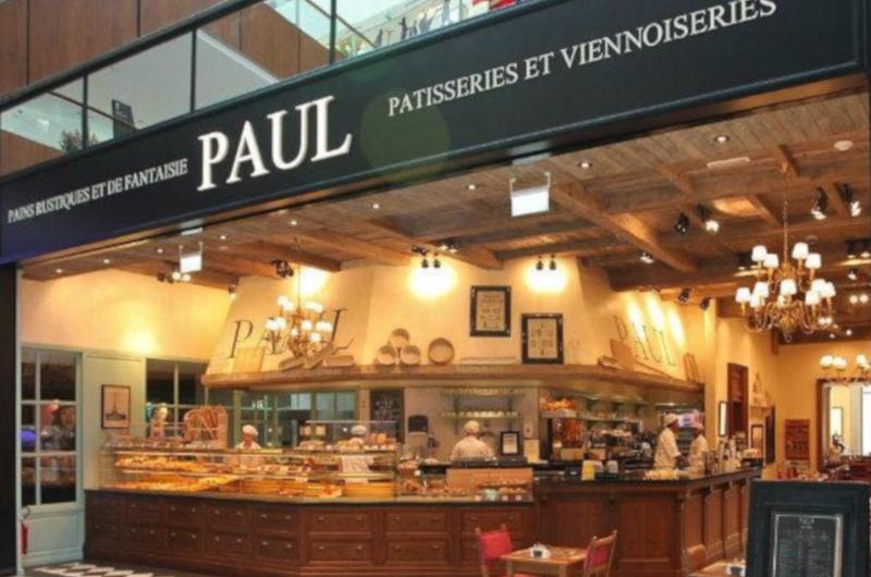 Boulangerie Paul / Développement commercial