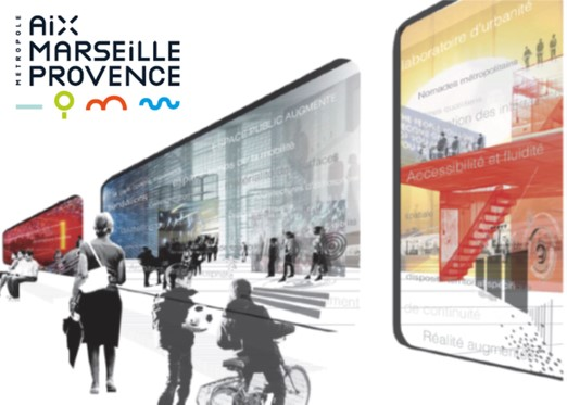 Pôles d'échanges multimodaux de la métropole Aix-Marseille-Provence